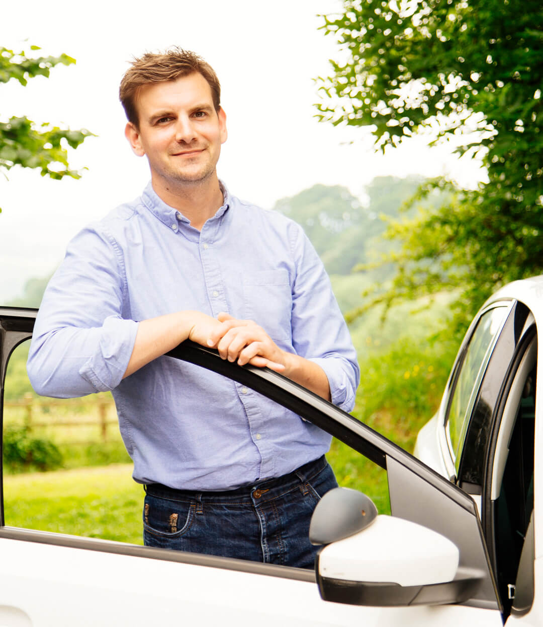 David Johnson - Driving Lessons in Sidmouth
