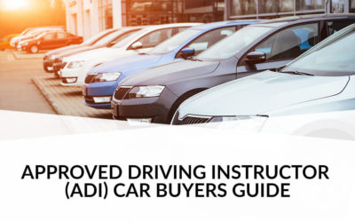 Approved Driving Instructor (ADI) car buyers guide