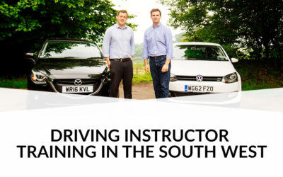 Become a Driving Instructor in Devon 2021