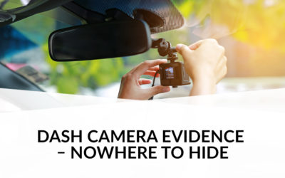 Dash Camera Evidence – Nowhere to Hide